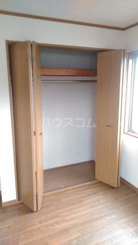 カーサ湘南B 202号室の収納
