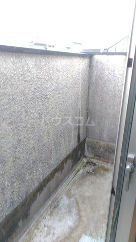 カーサ湘南B 202号室のバルコニー