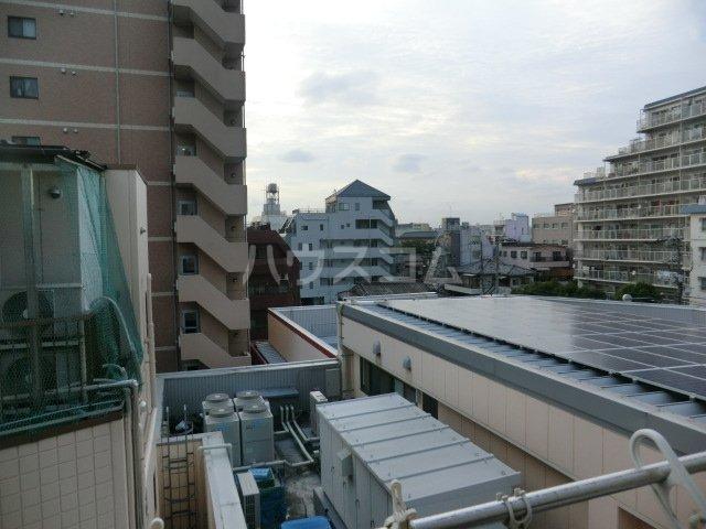川島ビル 302号室の景色