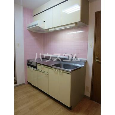 シティーホーム鷹の台♯4 303号室のキッチン