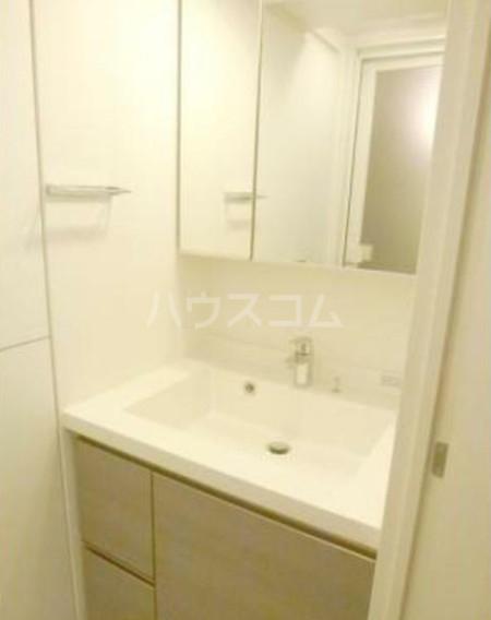 パークアクシス蒲田ステーションゲート 501号室の洗面所