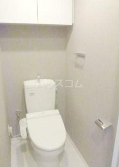 パークアクシス蒲田ステーションゲート 501号室のトイレ