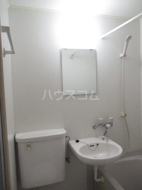 カーサ・フェルテ 203号室の洗面所