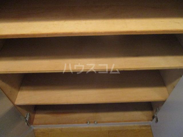 カーサ・フェルテ 203号室の収納