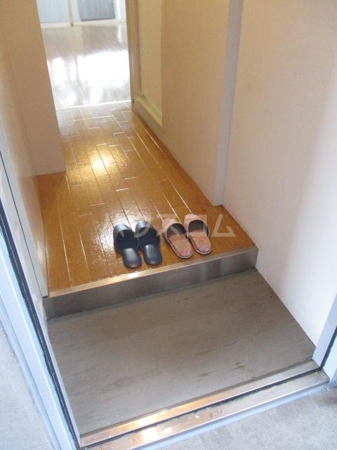 カーサ・フェルテ 203号室の玄関