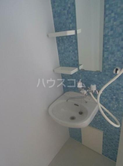 メゾン・ド・セニュール 110号室の風呂