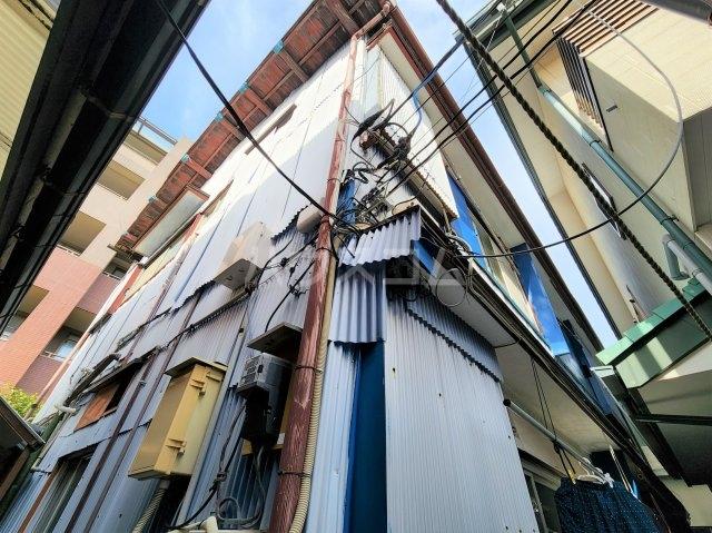 三橋トヨ子アパートの外観