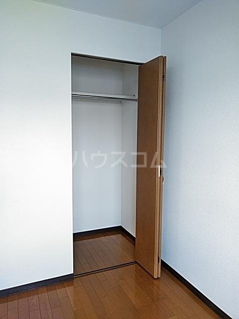 ピュアライフうるおい 102号室の収納