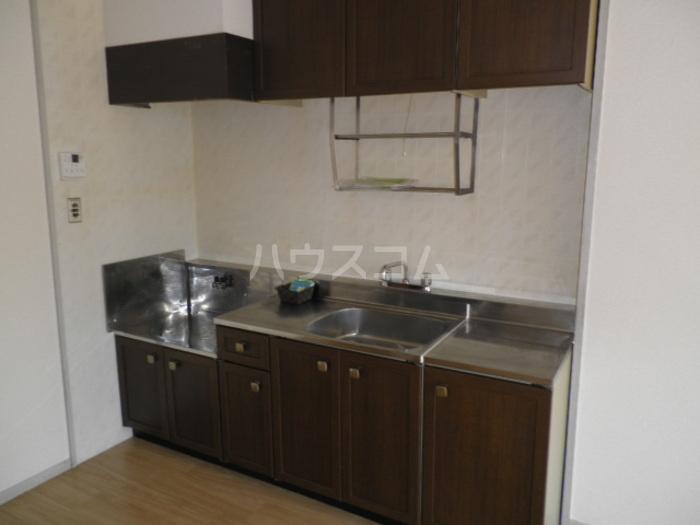 セジュール芝 C103号室のキッチン