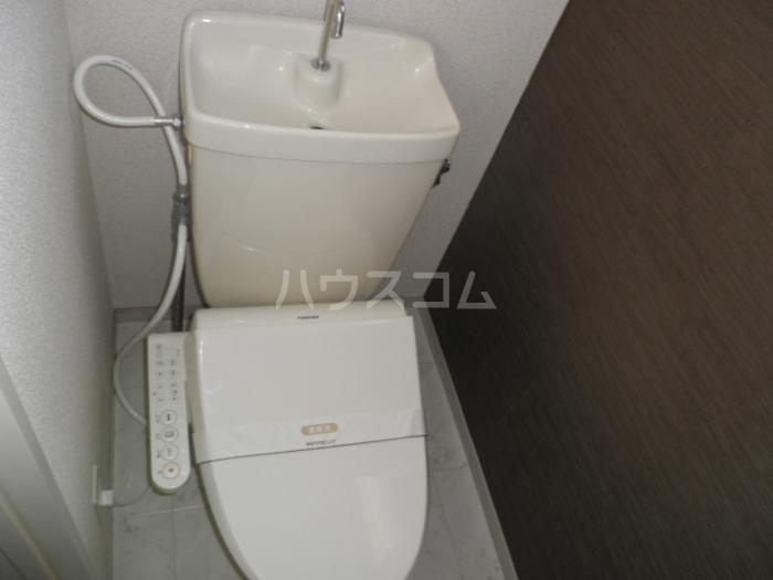 セジュール芝 C103号室のトイレ