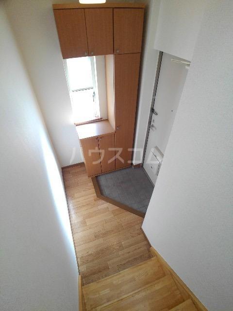 アネックス司 02030号室の玄関