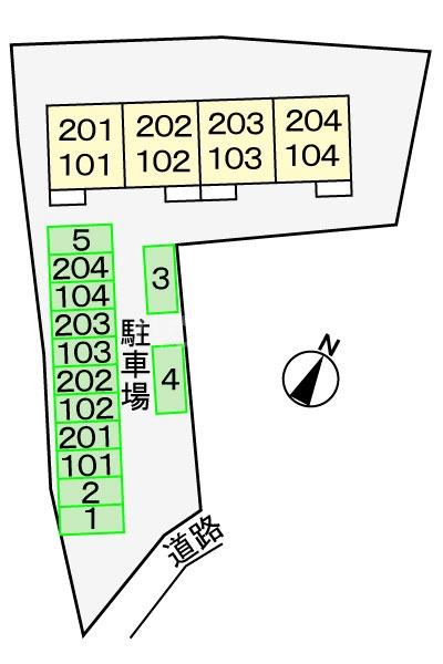 アネックス司 02030号室のその他