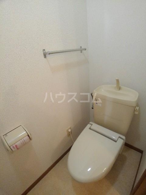 アネックス司 02030号室のトイレ
