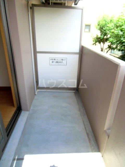 センチュリーⅡ 103号室のバルコニー