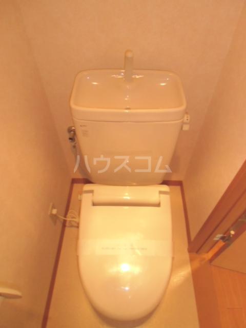 センチュリーⅡ 103号室のトイレ