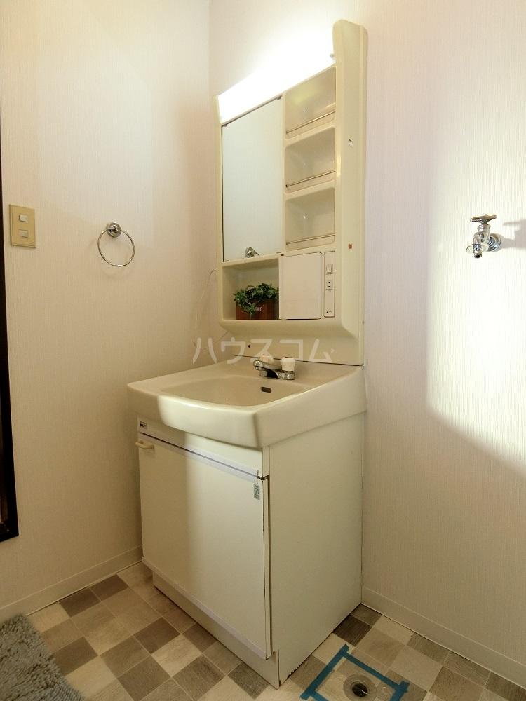 フレグランス長瀬A 101号室の洗面所
