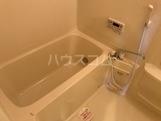 ルミエールB 202号室の風呂