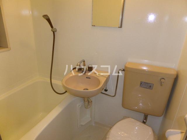 サンハイツ 205号室の洗面所