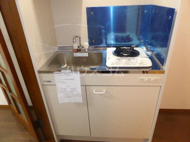 サンハイツ 205号室のキッチン