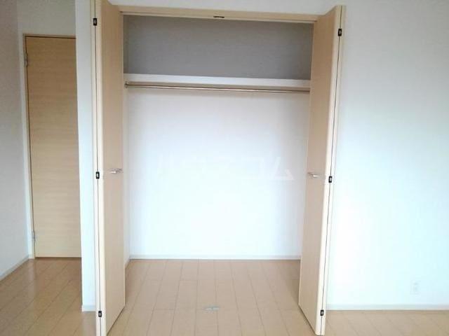 ラ・フルール 02040号室の収納