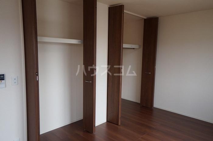 フォレストリィ 202号室の収納