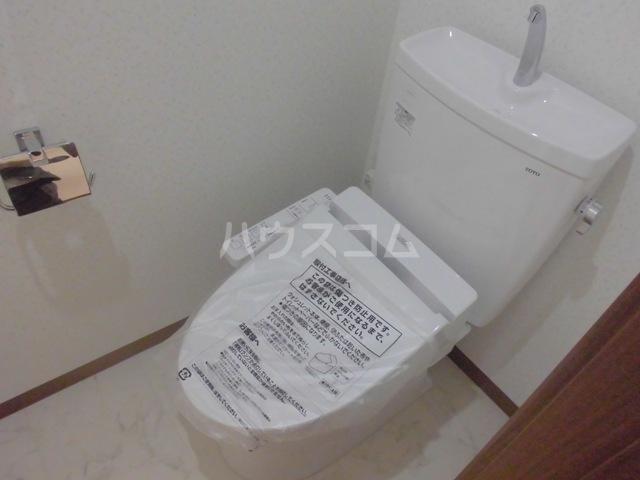 カーサ モラーダのトイレ