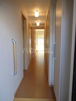 カーサⅢ 01020号室の玄関