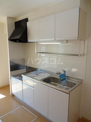 カーサⅢ 01020号室のキッチン