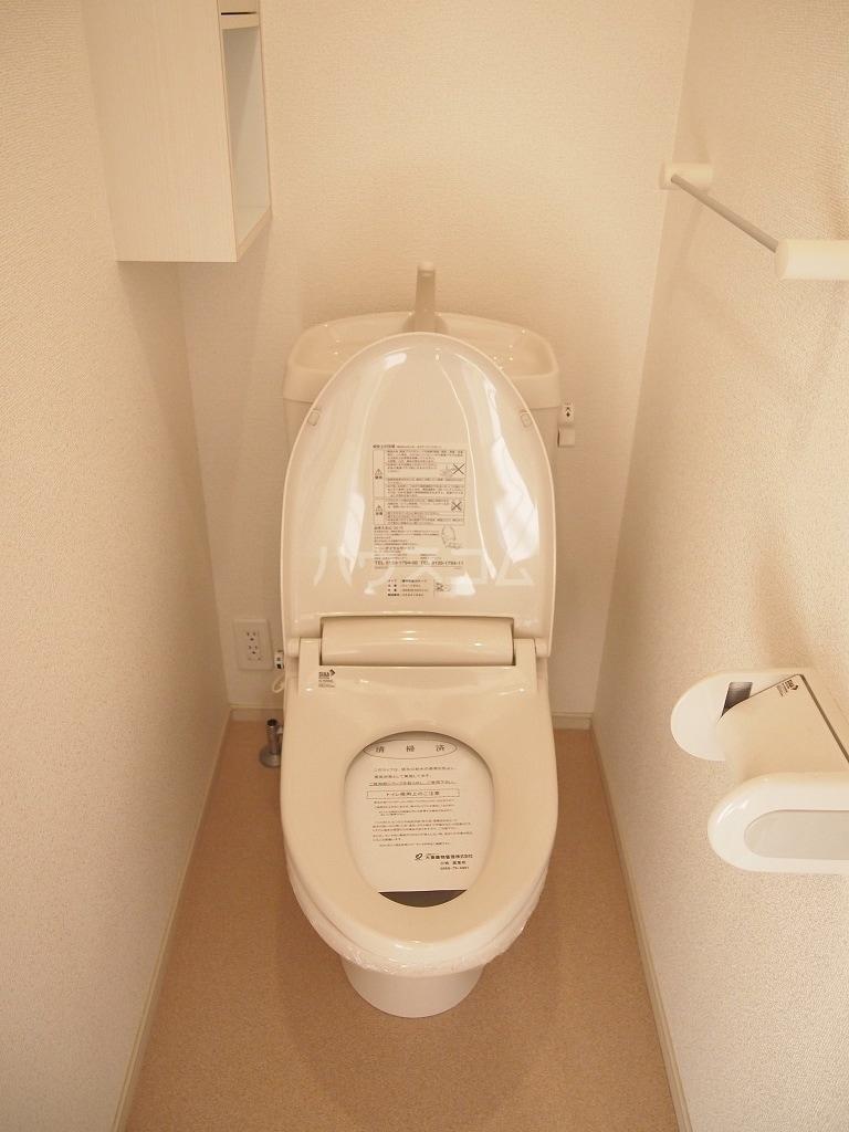 サニーホームⅡ 01010号室のトイレ