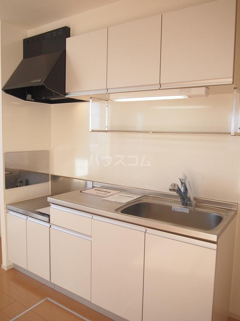 サニーホームⅡ 01010号室のキッチン