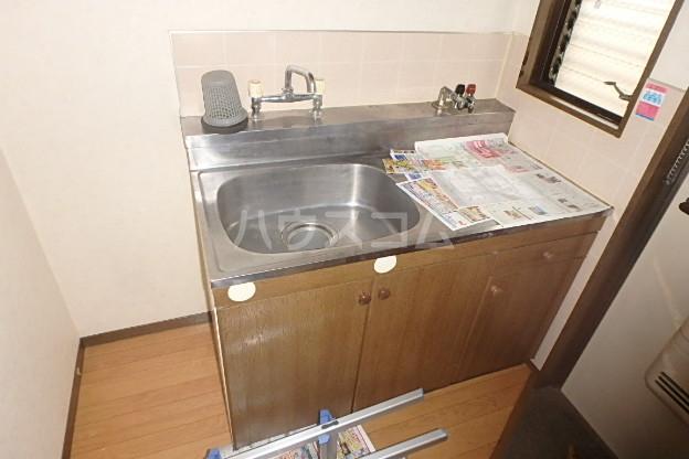 エクセル榊原 102号室のキッチン