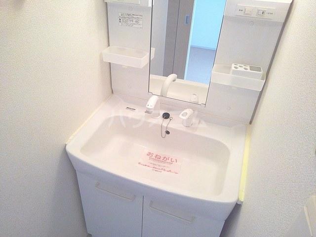 アルカンシエル 02020号室の洗面所