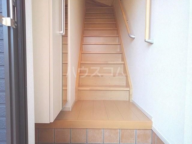 アルカンシエル 02020号室の玄関