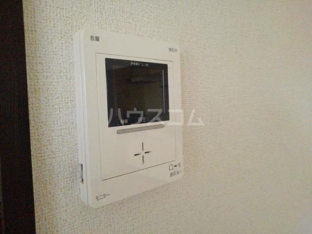 レジデンスサンパーク 03020号室のセキュリティ