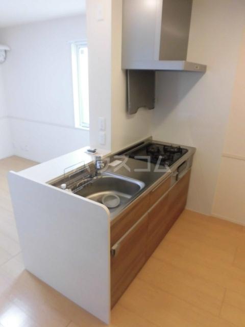 セジュールクレア 202号室の風呂