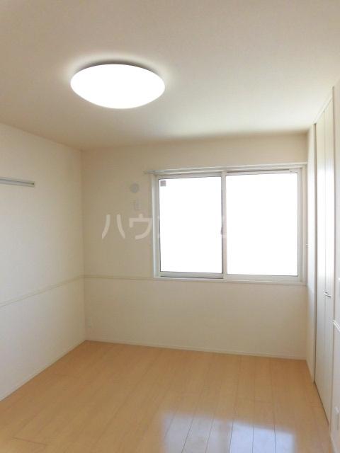 セジュールクレア 202号室のベッドルーム