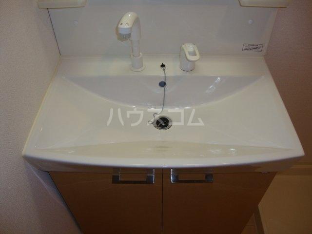 エバーハイツ 102号室の洗面所