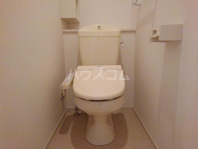 Bonito楠 02030号室のトイレ