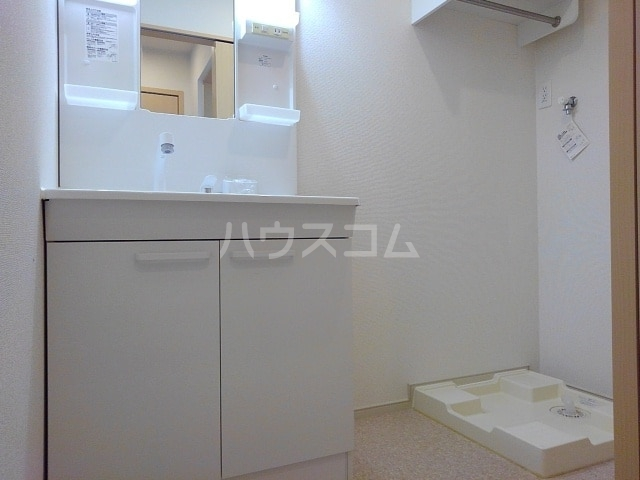 Bonito楠 02030号室の洗面所