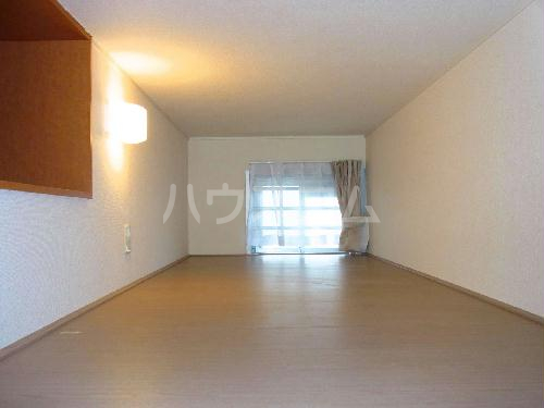 レオパレスゴールド 201号室の収納