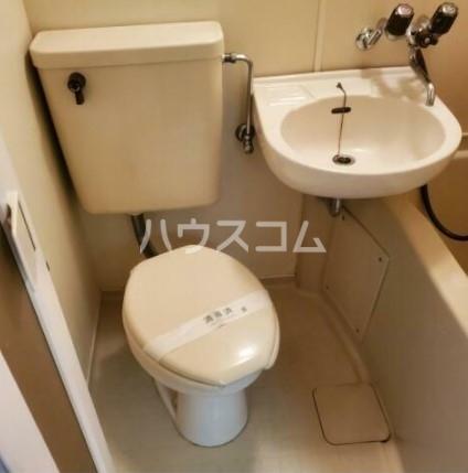 TK大岡 105号室の風呂