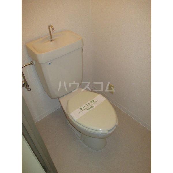 SKYマンション八田 802号室のトイレ