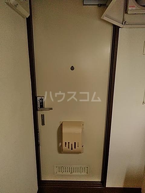 オリーブハイム 201号室のセキュリティ