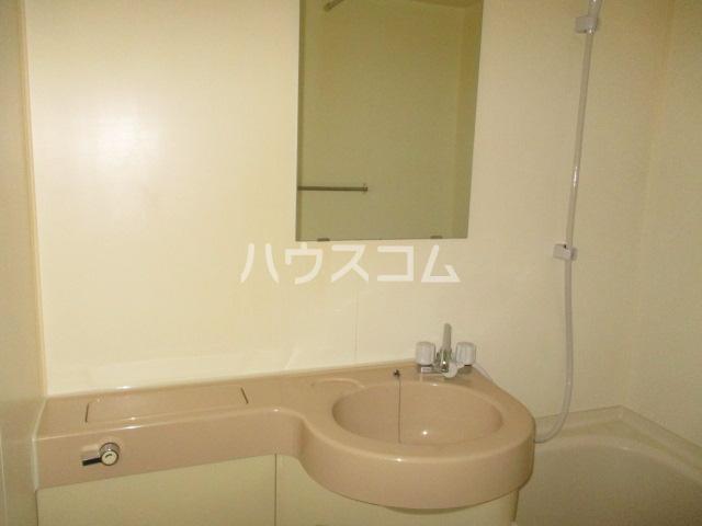 ウインベルソロ梅ヶ丘 106号室の洗面所