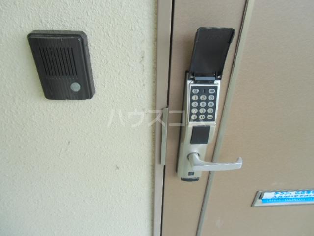 ヴィラ・グリーン 102号室のセキュリティ