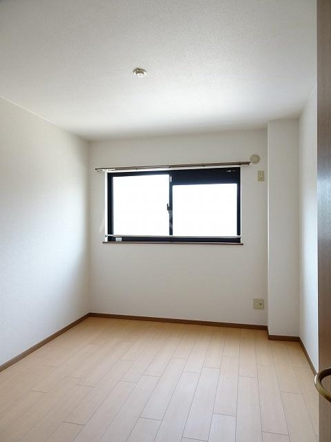 ラフィーネ美術館前 02010号室のベッドルーム