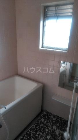 竜南コーポ 406号室の風呂