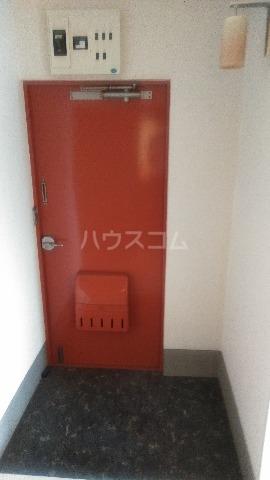 竜南コーポ 406号室の居室