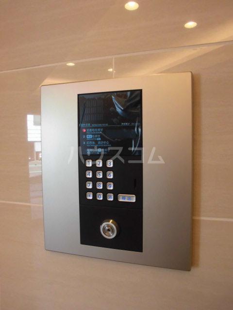 La Razetta 103号室のセキュリティ