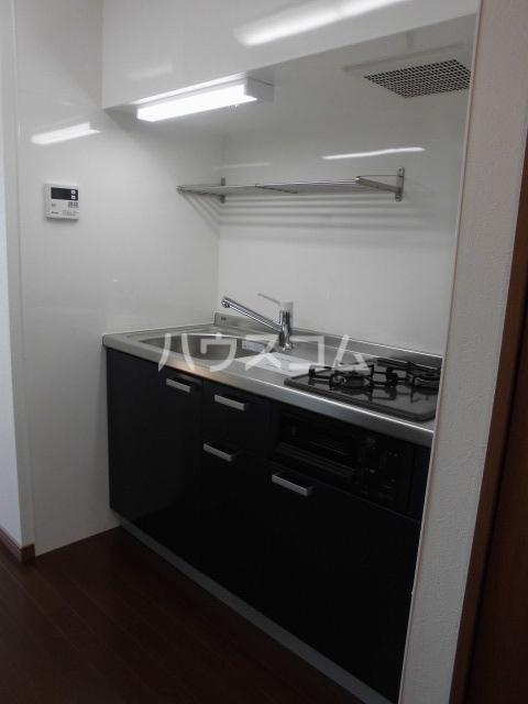 リバブル本通 603号室のキッチン